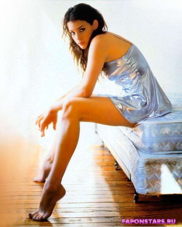 Liv Tyler / Лив Тайлер домашнее фото