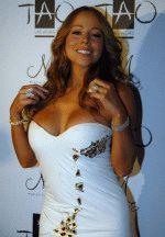 Mariah Carey / Мэрайя Кэри голая обнаженная сексуальная декольте