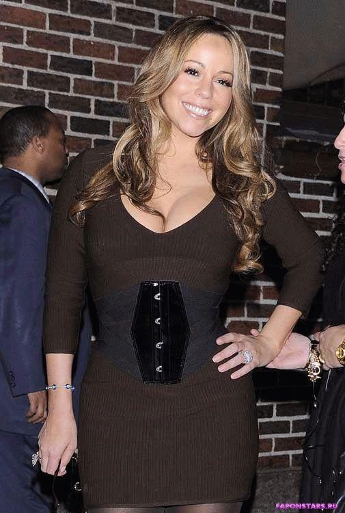 Mariah Carey / Мэрайя Кэри интимное фото