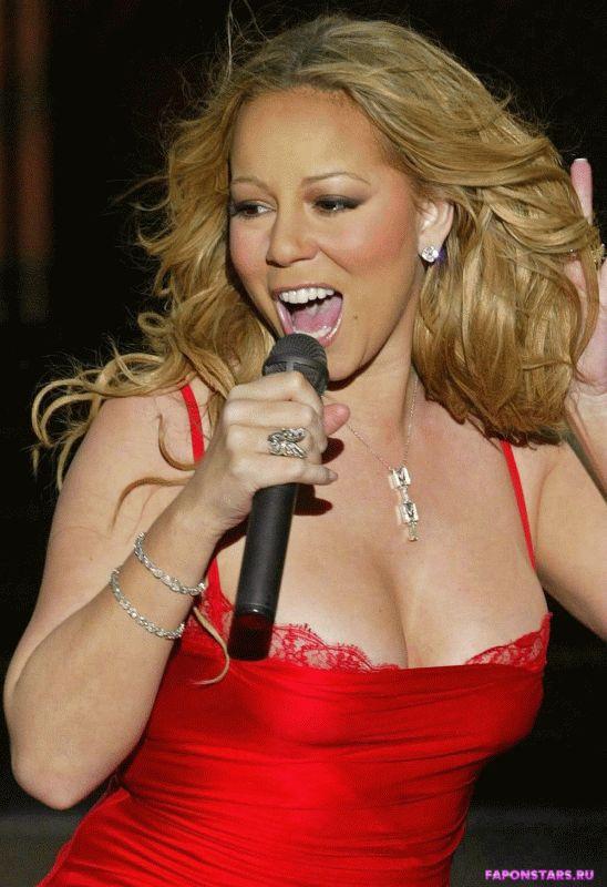 Mariah Carey / Мэрайя Кэри откровенное фото