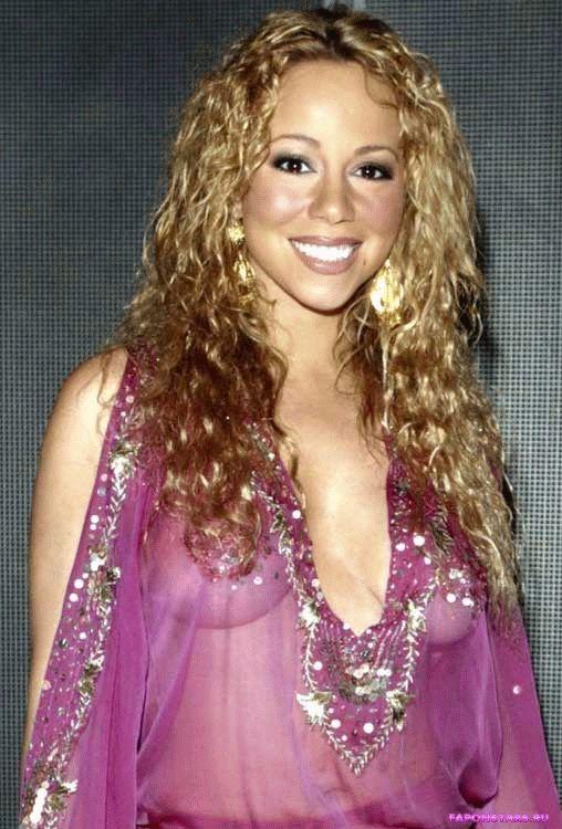 Mariah Carey / Мэрайя Кэри обнаженная фото