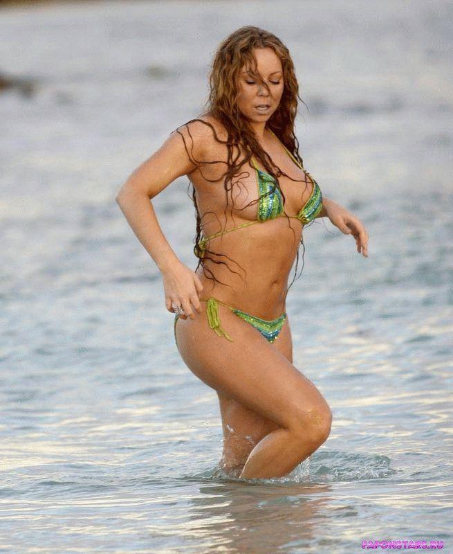 Mariah Carey / Мэрайя Кэри неудачное фото