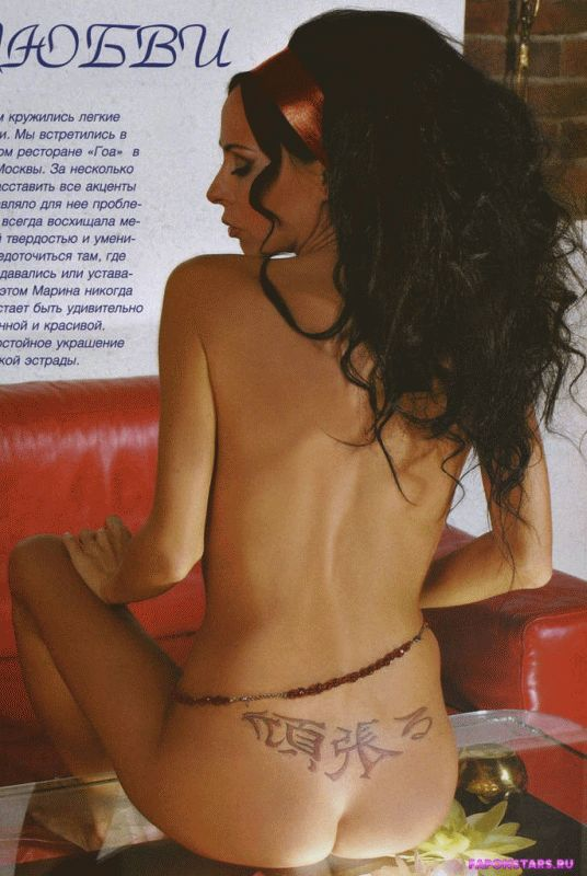 Марина Хлебникова голая фото