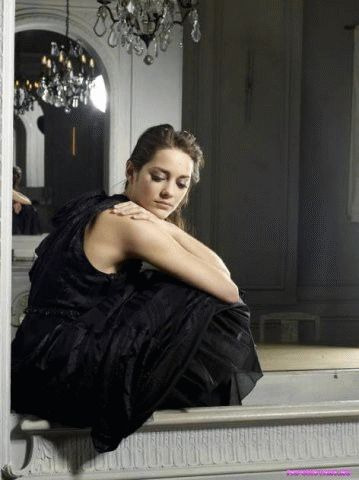 Marion Cotillard / Марион Котийяр неудачное фото