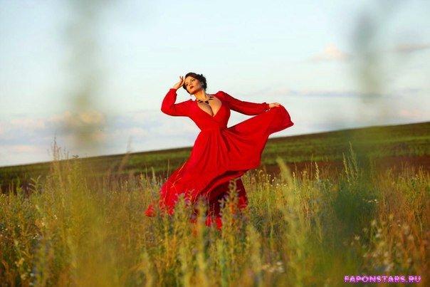 Мария Зарринг фото из журнала maxim