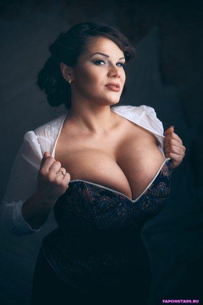 Мария Зарринг красивая