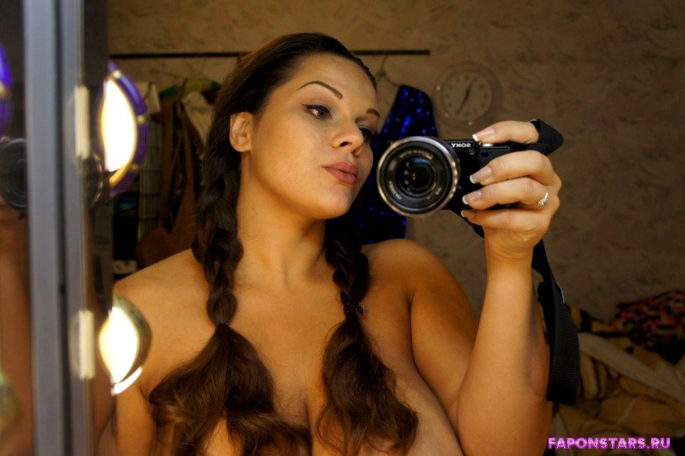 Мария Зарринг голая фото