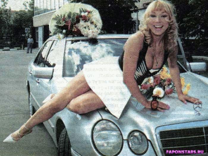 Маша Распутина в дорогом красивом платье