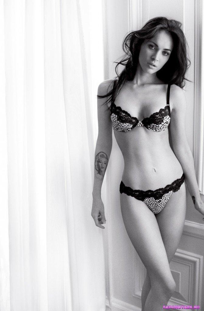 Megan Fox / Меган Фокс голая