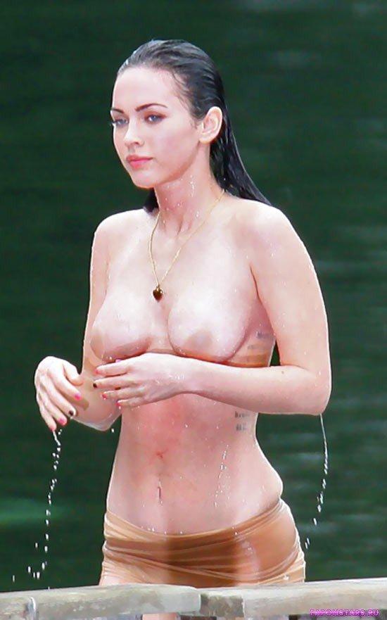 Megan Fox / Меган Фокс в нижнем белье