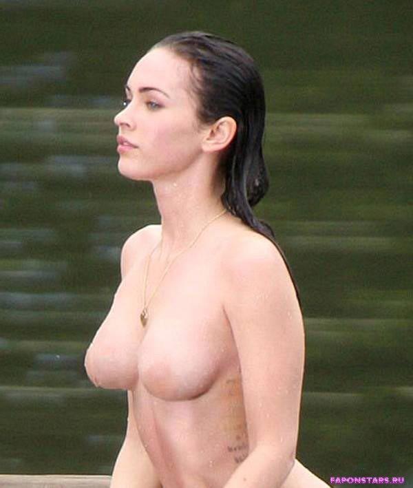 Megan Fox / Меган Фокс фото полуголая секси
