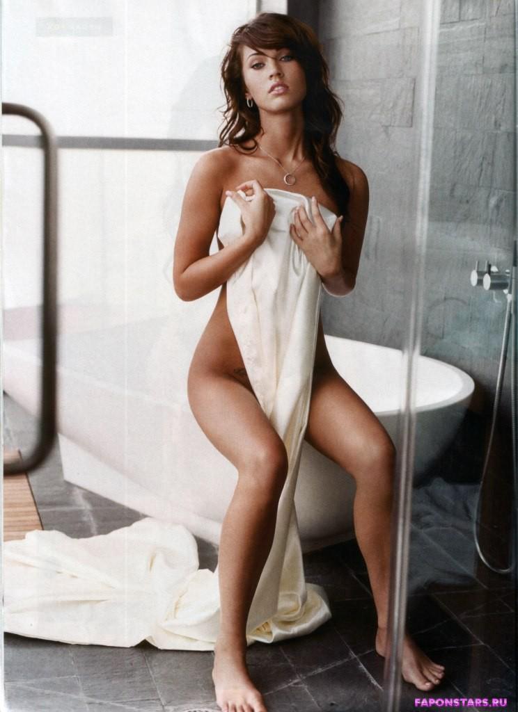 Megan Fox / Меган Фокс засвет обнаженка