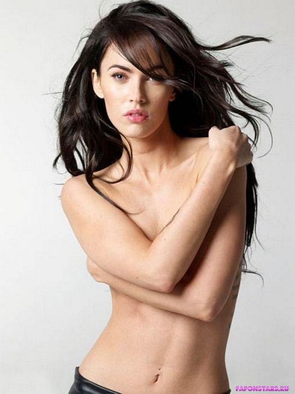 Megan Fox / Меган Фокс фотосессия в эротическом журнале