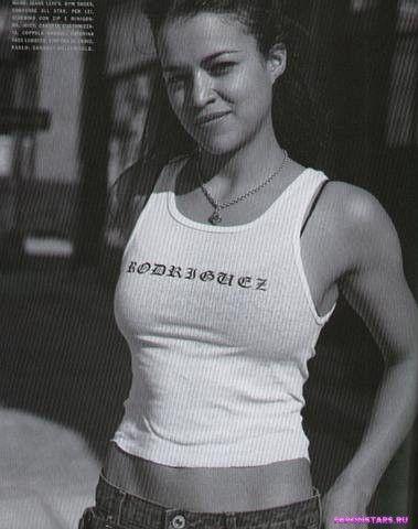 Michelle Rodrigues / Мишель Родригес на отдыхе в купальние