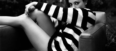 Mila Kunis / Мила Кунис голая обнаженная фото
