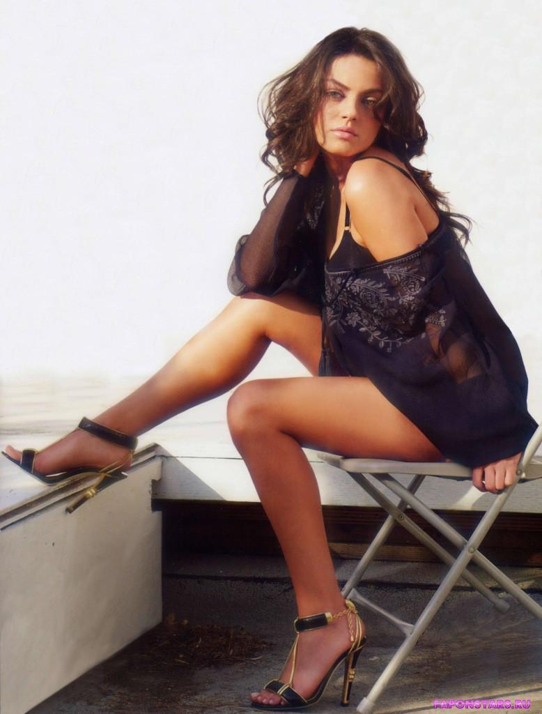 Mila Kunis / Мила Кунис в журнале