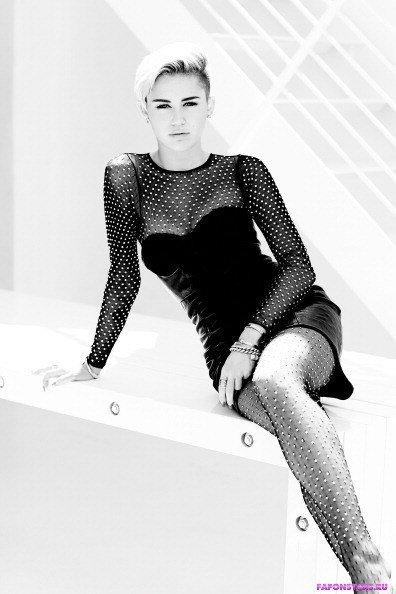 Miley Cyrus / Майли Сайрус неудачное фото