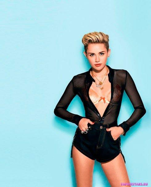 Miley Cyrus / Майли Сайрус голая фото