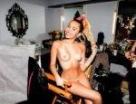 Miley Cyrus / Майли Сайрус голая фото секси