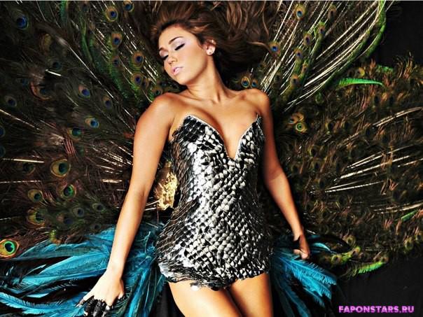 Miley Cyrus / Майли Сайрус украденное фото