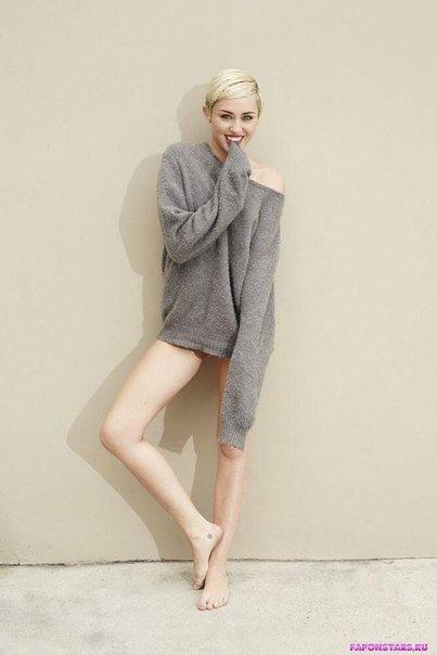 Miley Cyrus / Майли Сайрус фото из журнала maxim