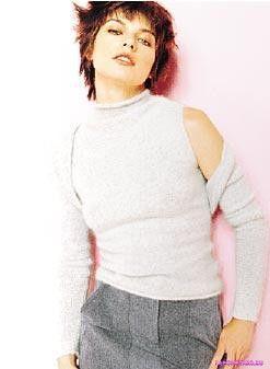 Milla Jovovich / Милла Йовович фотосессия в эротическом журнале