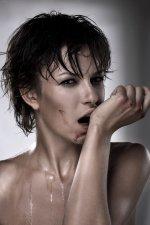 Настя Бьюти голая обнаженная сексуальная декольте