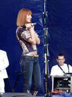 Наталья Подольская на сцене