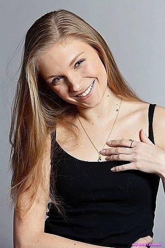 Наталья Скоморохова редкое фото