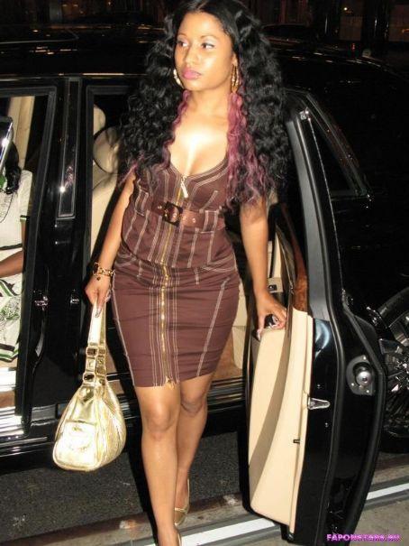 Nicki Minaj / Ники Минаж фото из журнала maxim