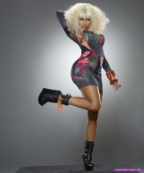 Nicki Minaj / Ники Минаж кадр из фильма