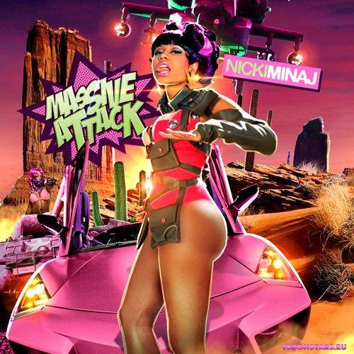 Nicki Minaj / Ники Минаж в нижнем белье