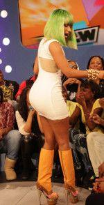 Nicki Minaj / Ники Минаж голая обнаженная сексуальная декольте
