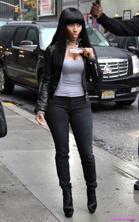 Nicki Minaj / Ники Минаж обнаженная фото