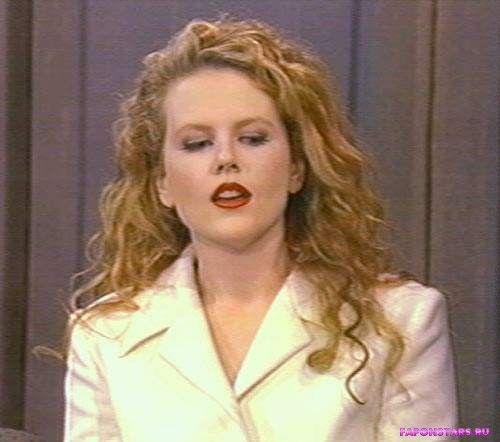 Nicole Kidman / Николь Кидман на сцене