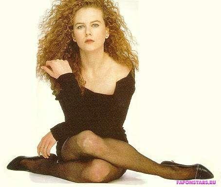 Nicole Kidman / Николь Кидман в откровенном наряде