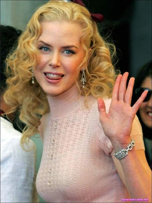Nicole Kidman / Николь Кидман обнаженная