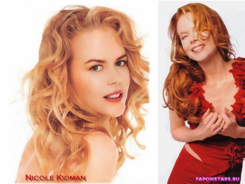 Nicole Kidman / Николь Кидман на пляже