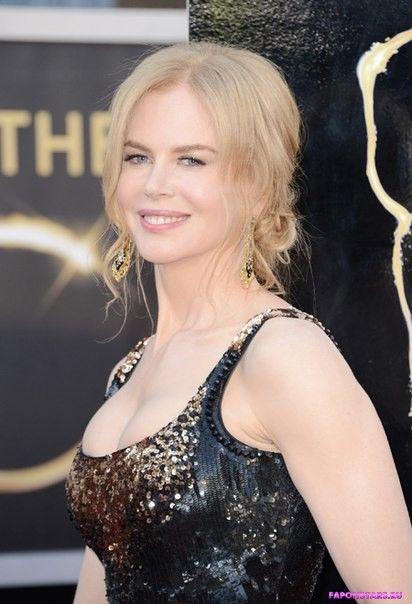 Nicole Kidman / Николь Кидман домашнее фото