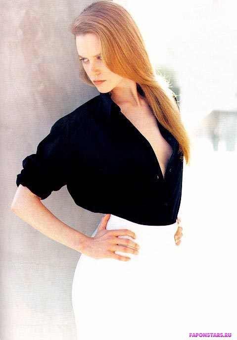 Nicole Kidman / Николь Кидман фотосессия в эротическом журнале