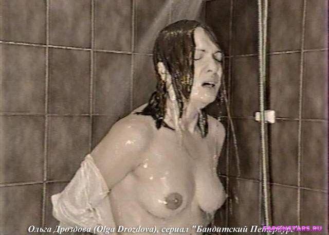 Ольга Дроздова домашнее фото