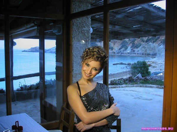Ольга Орлова домашнее фото