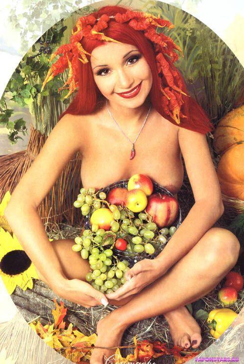 Ольга Орлова фотосессия в эротическом журнале