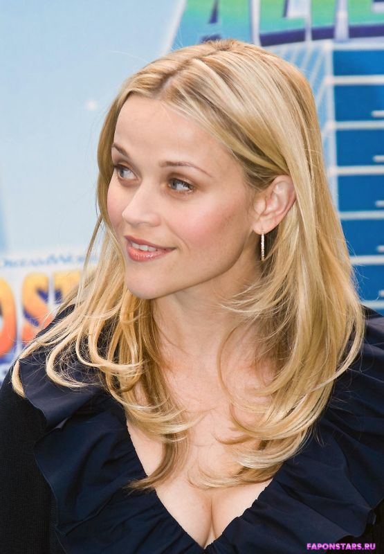 Reese Witherspoon / Риз Уизерспун секретное фото