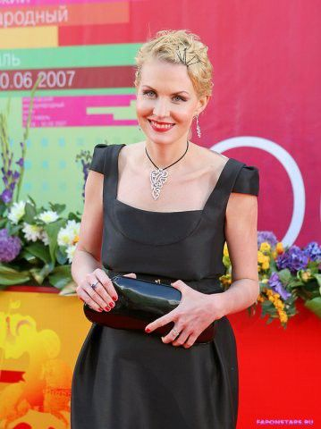 Рената Литвинова красивая
