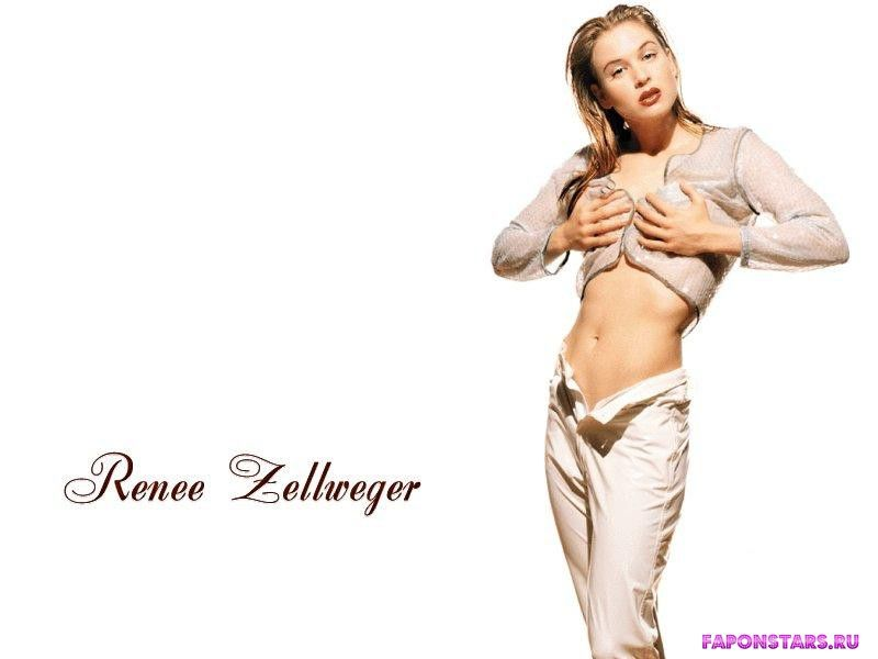 Renee Zelweger / Рене Зеллвегер обнаженная фото