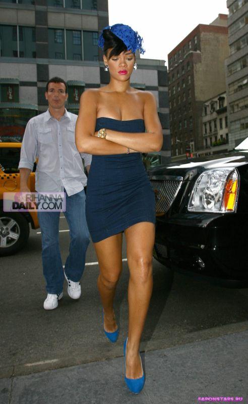 Rihanna / Рианна в журнале