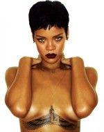 Rihanna / Рианна голая фото