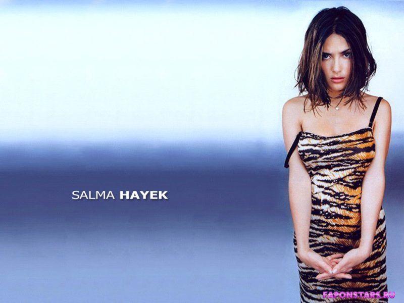 Salma Hayek / Сальма Хайек на пляже