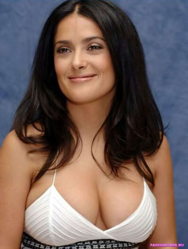 Salma Hayek / Сальма Хайек фото полуголая секси